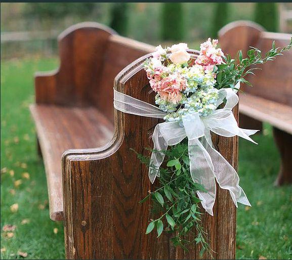 1000 Ideas About Church Wedding Flowers On Pinterest