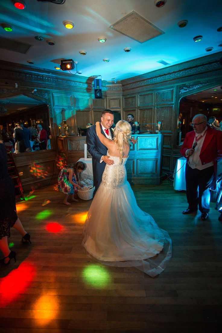 First Dance In Our Self Contained Rhydding Suite Wedding Venue