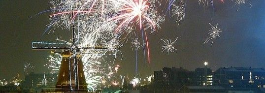 Cheap and Cheerful New Year's Eve in… Amsterdam 2013/14