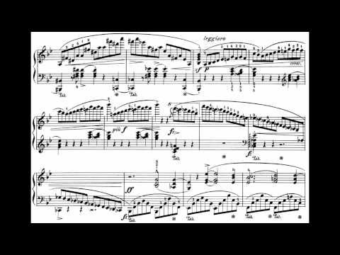 This is where tempos go to die. I love this because it shows the music, but the music isn't even the urtext (it does not have any ossia), and he isn't even following Chopin's pedaling or dynamics.. I have lots of issues with his interpretation (yes, I can play this, albeit not perfectly, yet). There IS pedaling in the cut time section. It's not supposed to be staccato. This is the thing I hate most that some pianists do in their interps. Not to mention the runs at the end that are not…
