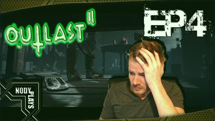 Outlast 2 - OH That's Disgusting! - Full Play - Ep 4 [Xbox One]