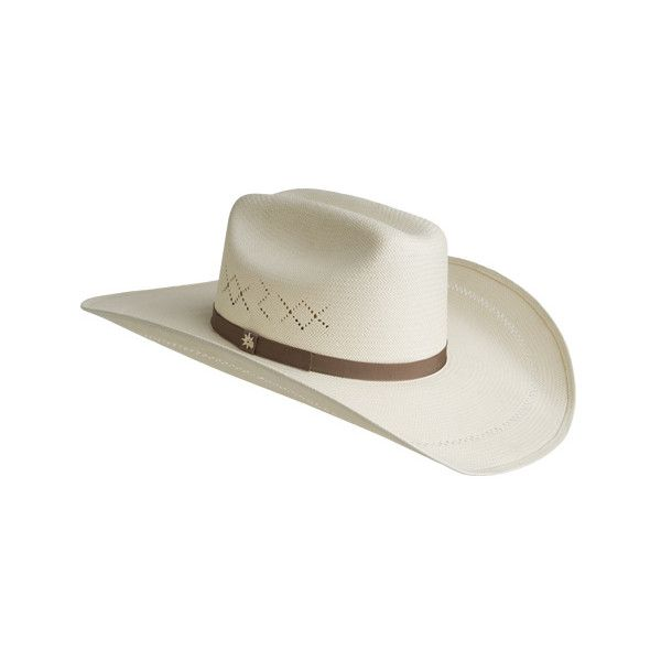 Men's Bailey Western Dustin ($90) ❤ liked on Polyvore featuring men's fashion, men's accessories, men's hats, cowboy hats, green, mens western hats, mens hats, mens cowboy hats and mens wide brim hats