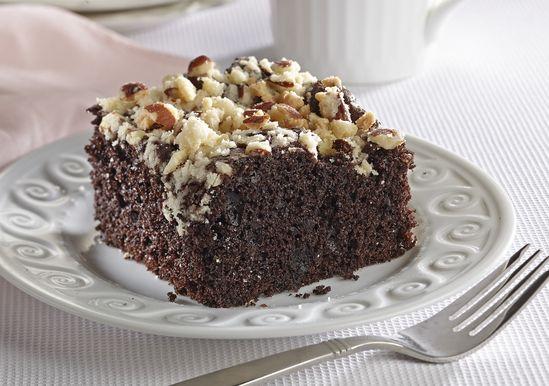Chocolate Coffee Mocha Cake