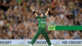 Shahid Afridi - Download HD version at http://hdcricketwallpapers.com/shahid/