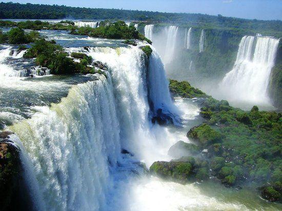 Brazil Foz de Iguazú lado brasileño