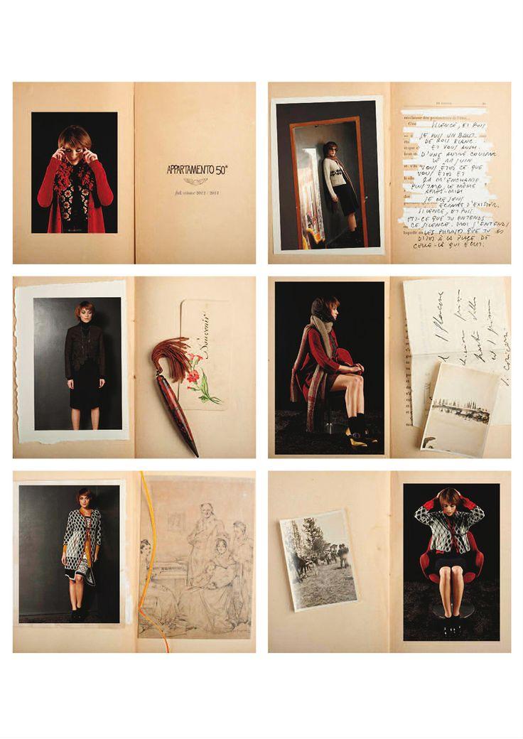 photo &graphic design elisabetta scarpini, appartamento 50, brochure