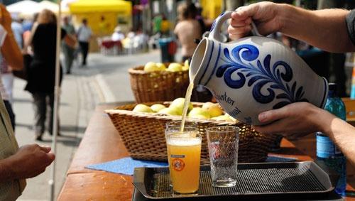 Apfelwein Festival Frankfurt - Probieren Sie den Frankfurter Ebbelwei