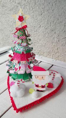 piccole polpette crescono: CANDYLAND CENTERPIECE #christmasdecor #christmas #natale #doodlebugdesign