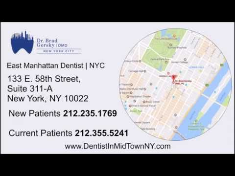 Dr  Brad Gorsky Manhattan dentist, East Manhattan dentist