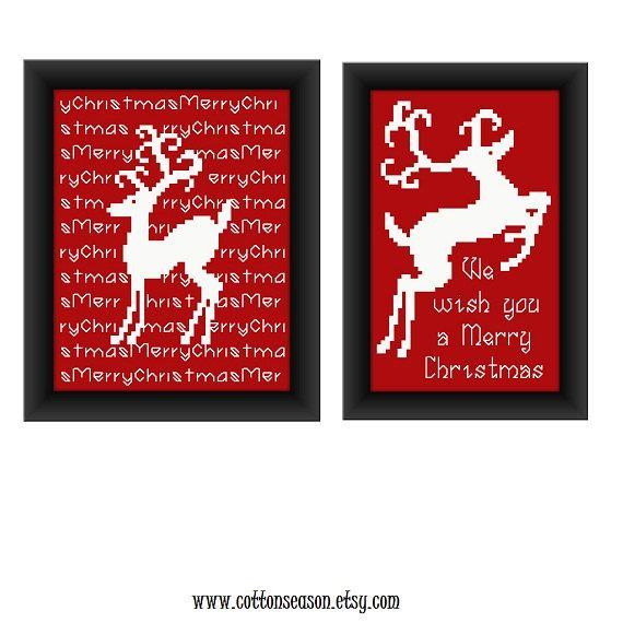 62 best Christmas - Cross Stitch images on Pinterest | Christmas ...
