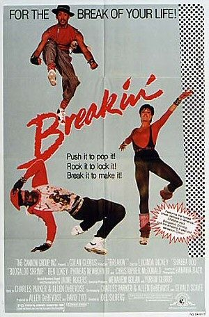 Breakin'. Old School Fun. =)
