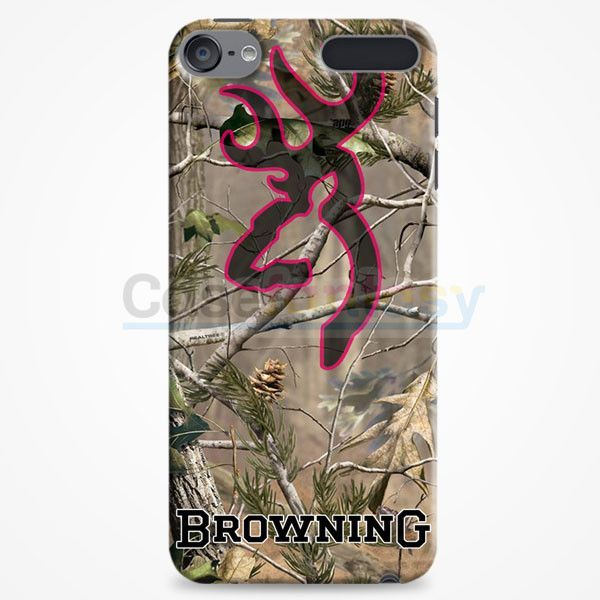 Browning Deer Camo iPod Touch 6 Case | casefantasy