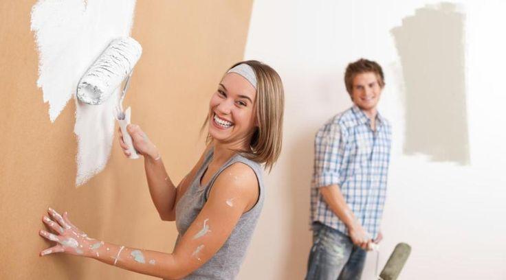 Как правильно выбрать краску и цвет для комнаты?