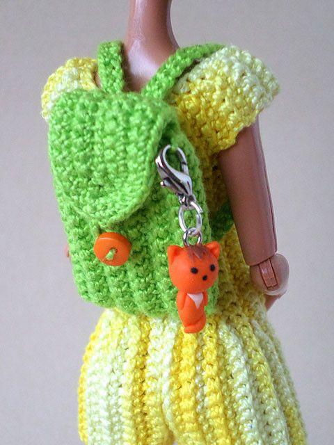 PlayDolls.ru - Играем в куклы: Апельсиновая кошечка: Одежда для кукол. (55/59)- inspiration