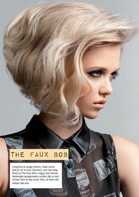The Faux Bob