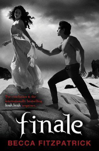 Finale (Hush Hush) by Becca Fitzpatrick, http://www.amazon.co.uk/dp/0857072935/ref=cm_sw_r_pi_dp_kGRwsb0GKJ3MF