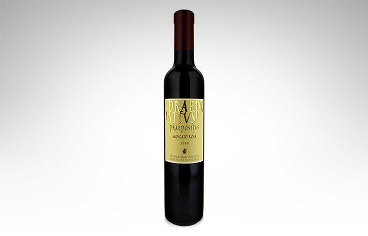 Moscato Rosa Praepositus by Abbazia di Novacella (Italian Sweet White Wine)   #wine #wines #italianwine #italianwines #winelover #libiamo