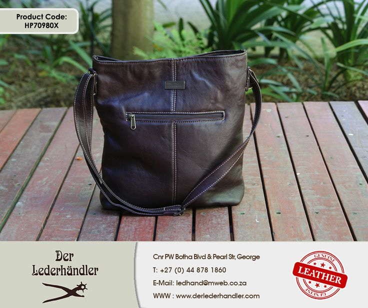 Need a handbag that will suit your professional image at day but also compliments the party animal in you at night? Then you need to get an Ane genuine kudu leather handbag from #DerLederhandler. For more information, enquire now at http://anapp.link/5v3 (Desktop) or http://anapp.link/5v4 (Mobile) or visit our website: http://asite.link/5we. #genuineleather #handbag