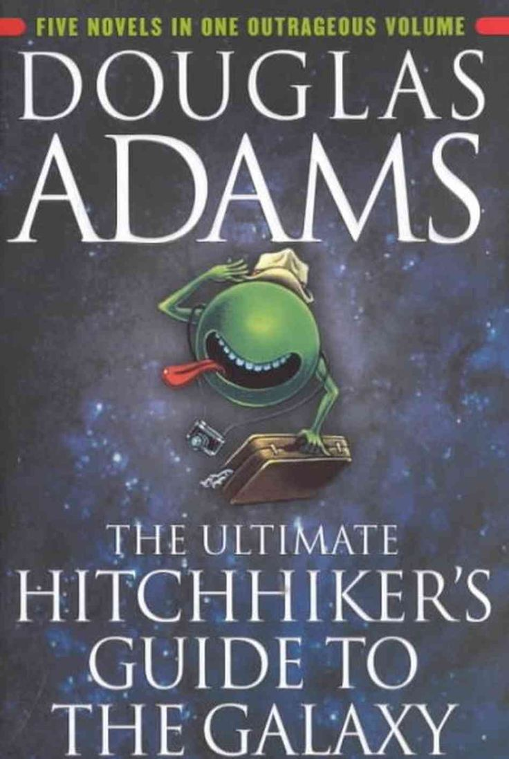 Npr's List Best Ever Teen Novels: The Ultimate Hitchhiker's Guide To