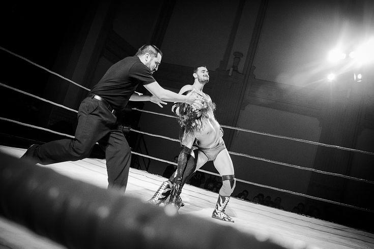 Ariel Levy enfrentará a leyenda de la lucha libre   AR13.cl