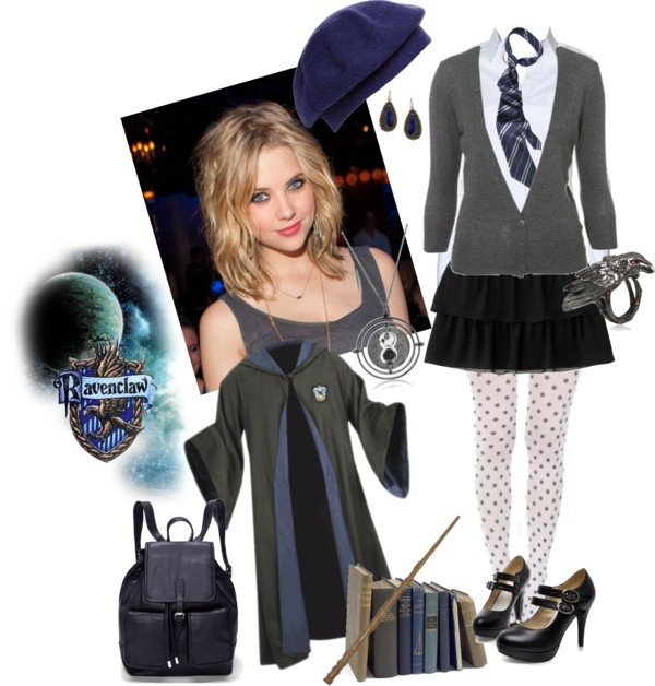 """Zoey - Trajes escolares"" by danielalucena on Polyvore"