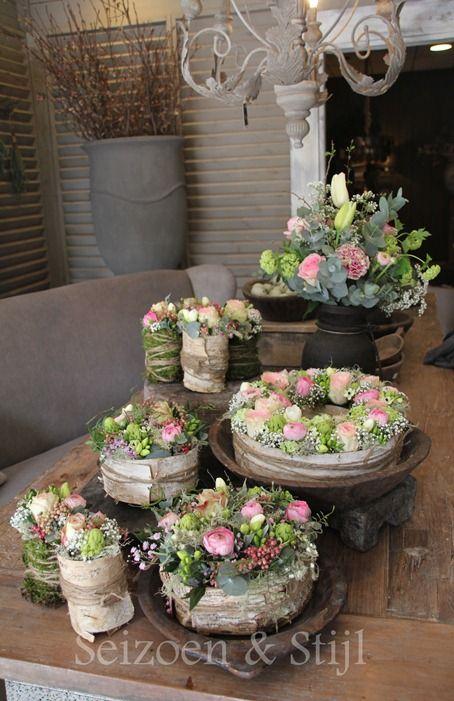 bloementaarten van Seizoen & Stijl