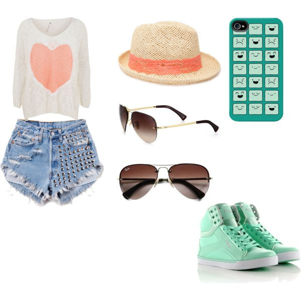 shorts by iasemin1987 on Polyvore