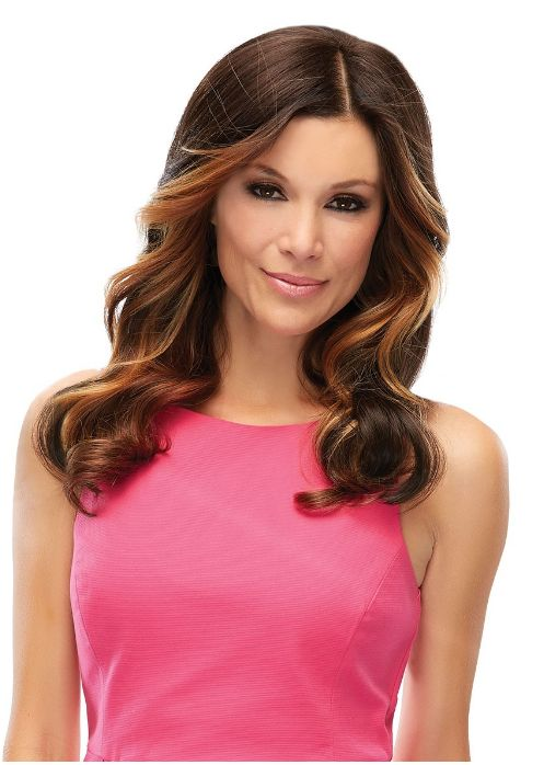 Top Level Synthetic Hair Topper Hairpiece  #like #blackfridaysale #popular