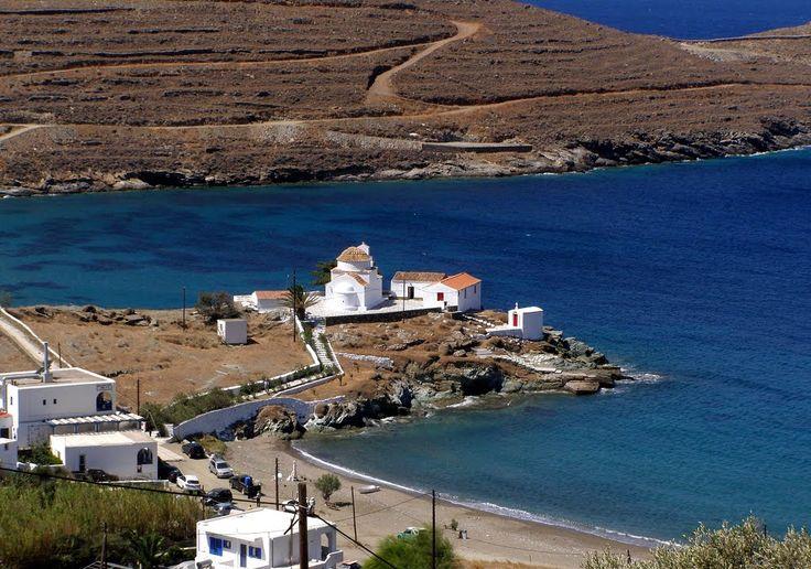 We ❤ Greece | Panagia Flabouriani, Kithnos, #Cyclades #Greece #chapel #travel #destination #explore