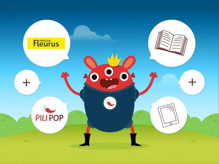 Fleurus Presse et la start-up Pili Pop Labs annoncent un partenariat exclusif pour promouvoir l'apprentissage des langues chez les enfants