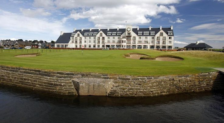 Carnoustie Golf Hotel 'A Bespoke Hotel' Carnoustie Situated on the edge of the Carnoustie Golf Links Championship Course, the Golf Hotel is less than 200 metres from the sandy beach. A heated indoor pool, sauna, steam room and gym are all available in the leisure centre.