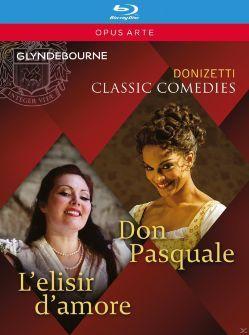 Prezzi e Sconti: #Classic comedies: don pasquale l'elisir  ad Euro 49.99 in #Opus arte #Media musica classica lirica