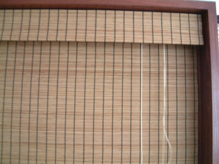 25 best ideas about bamboo blinds on pinterest bamboo for Bamboo roller shades ikea
