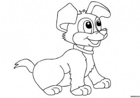 Kutya nélkül lehet élni, de nem érdemes - Képgaléria - Színezők - 664609