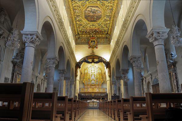 Basilica Cattedrale (Interno) - Gravina in P