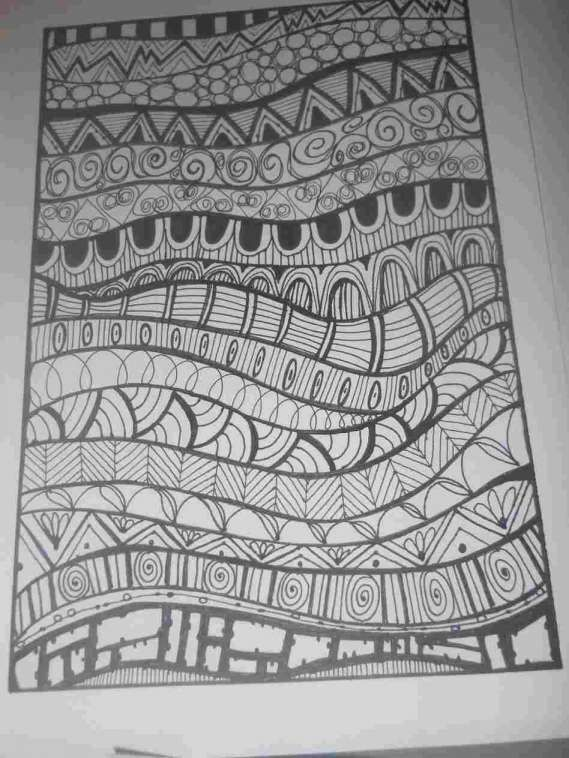 17 Background Drawing Ideas In 2020 Zentangle Patterns Zentangle Drawings Doodle Patterns