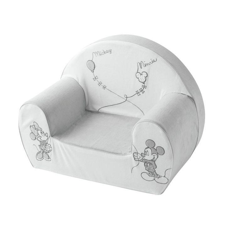 Les 25 meilleures id es de la cat gorie fauteuil mickey sur pinterest style de vie riche - Fauteuil club minnie de disney ...