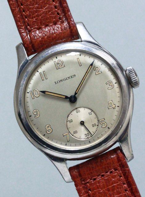 LONGINES Cal.12.68Z 1940'S #vintagewatch