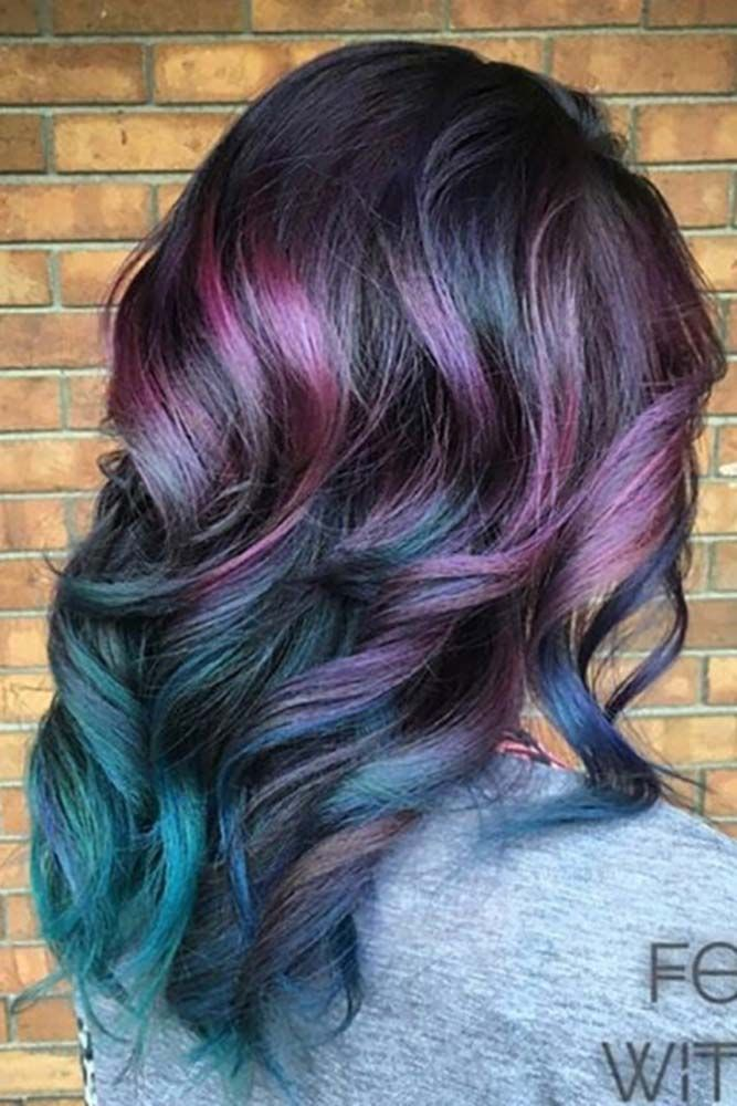 Rainbow Hair For Any Occassion Picture2 Punk Hair Color Kids Hair Color Rainbow Hair