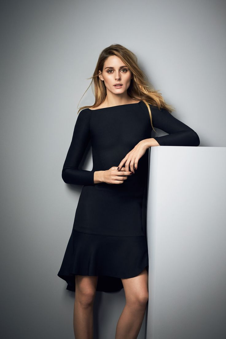 Olivia Palermo for Coast 2016 | Terezita Drop Waist Bardot Dress https://womenslittletips.blogspot.com http://amzn.to/2kZuft9
