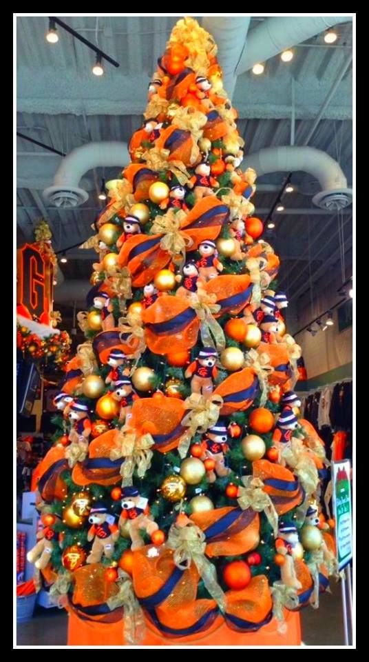 40 Best SF Giants Holiday Spirit Images On Pinterest San  - San Francisco Christmas Tree Lots