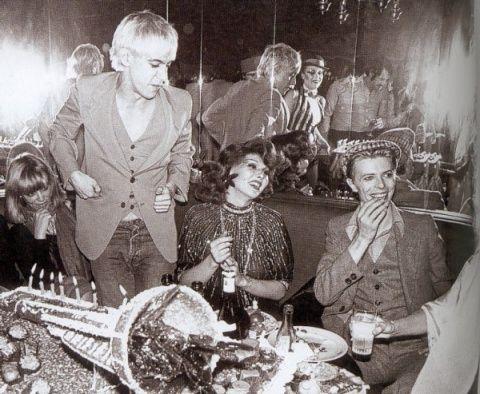 Happy Birthday, Ziggy! Chez Romy Haag, Berlin-Schöneberg, späte Siebziger Schön war die Zeit, als die Welt noch in Ordnung war - West-Berlin in pictures #84: Chez Romy Haag, Berlin-Schoneberg, late '70s