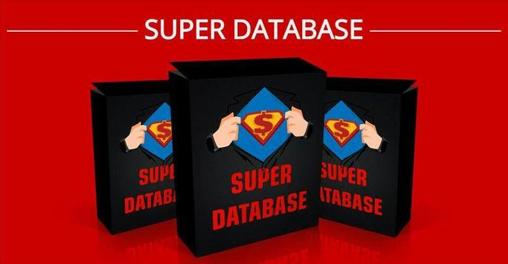 SUPER DATABASE http://idx7.xyz/r/630/24595/ PERBESAR TRANSAKSI PENJUALAN ANDA DENGAN MEMILIKI JUTAAN DATABASE TERTARGET MULAI DARI SEKARANG!