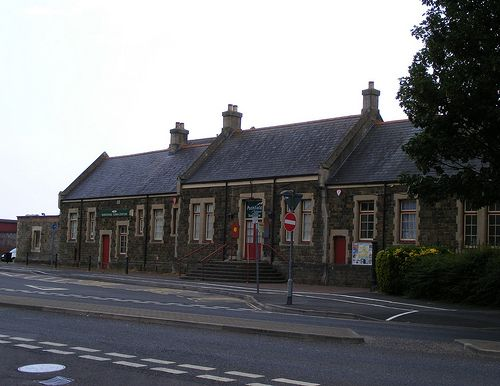 Barnstaple Town Railway Station