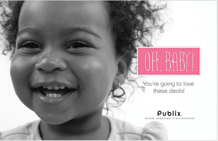 """Look for this new Coupon Booklet called """"Oh, Baby!""""in Publix Stores now! There are also available to print HERE. It has Publix Store Coupons that arevalid 10/9 – 11/5: $1/1 Children's Advil or Infant's or Junior Strength Chewable Tablets .5-4 oz or 24 ct $2/1 Dreft Laundry Detergent Liquid or 2x Ultra High Efficiency 50… Continue Reading …"""