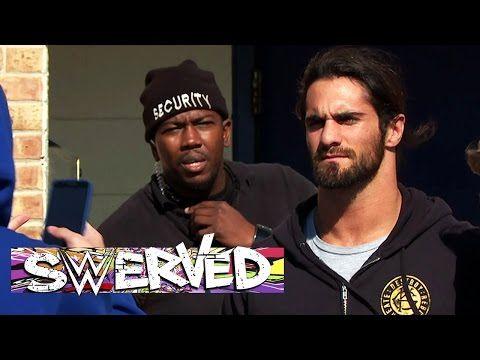 WWE Network: WWE Swerved — «Are You Crazy Fox?» sneak peek | jovideo - видео портал