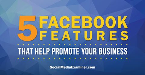 Do you want more visibility on Facebook?  Are you using all of Facebook's features to market your business?  Facebook marketing works best when you use your profile, groups and pages in concert to reach a wider audience and connect with potential clients.  In this article you'll discover how to use the features Facebook has to offer to promote your business.