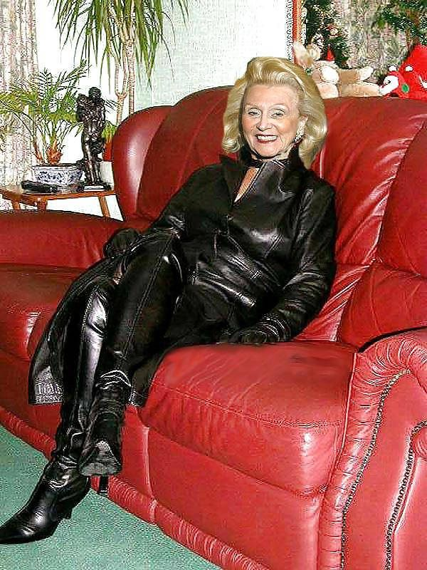 Leather Granny 15