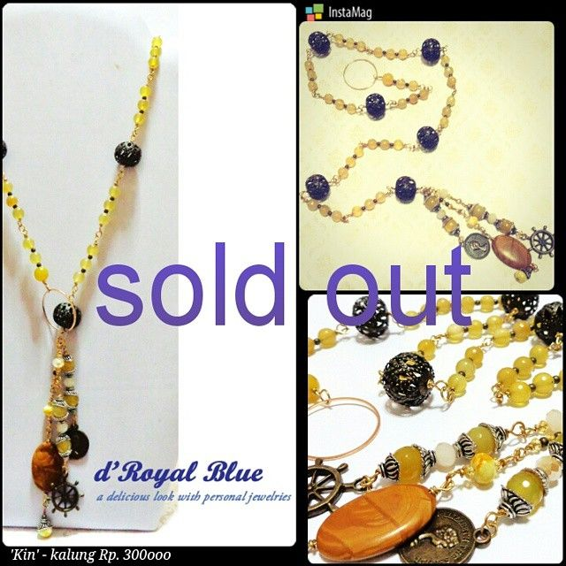 #soldout  yippie!!! #necklace #kalung