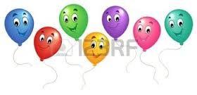 Resultado de imagen para globos con dibujos